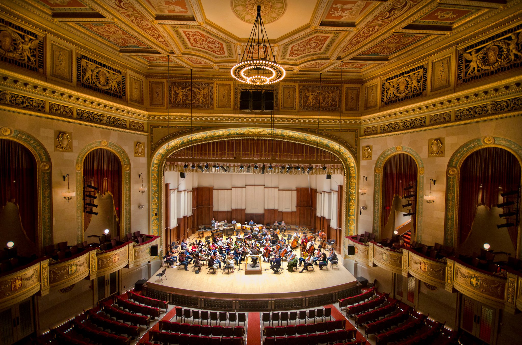 Detroit Symphony Orchestra Opening Weekend Concert