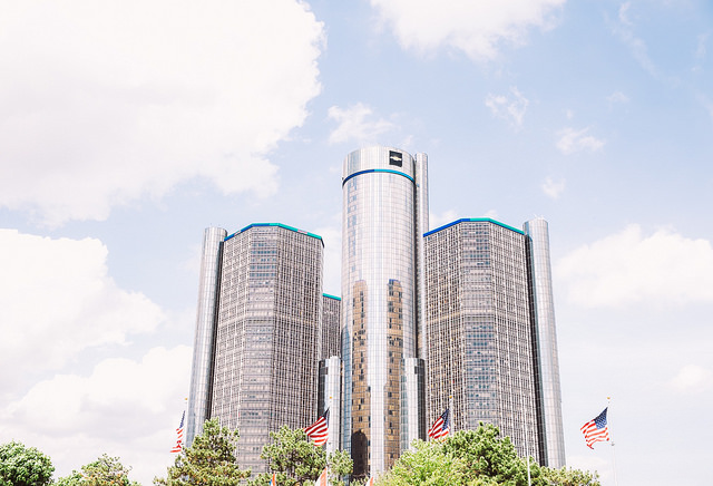 Renaissance Center (Nick Kassab | Detroit Music Magazine)