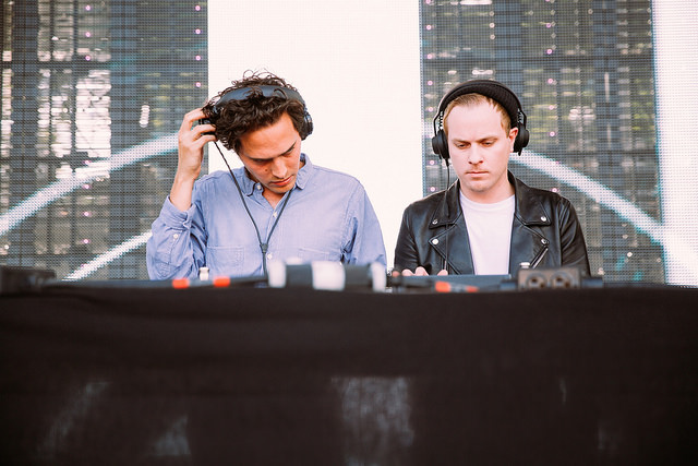 Classixx on the Movement Stage (Nick Kassab | Detroit Music Magazine)