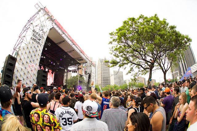 Movement Electronic Music Festival (Nick Kassab | Detroit Music Magazine)