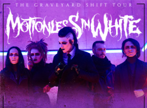 Motionless in White @ Majestic Theatre