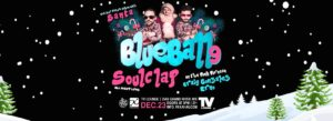 Blue Ball 9 with Soul Clap @ TV Lounge | Detroit | Michigan | United States