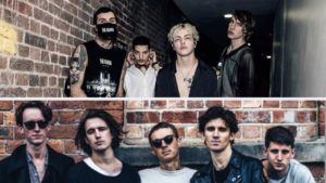 The Hunna and Coasts @ The Shelter | Detroit | Michigan | United States